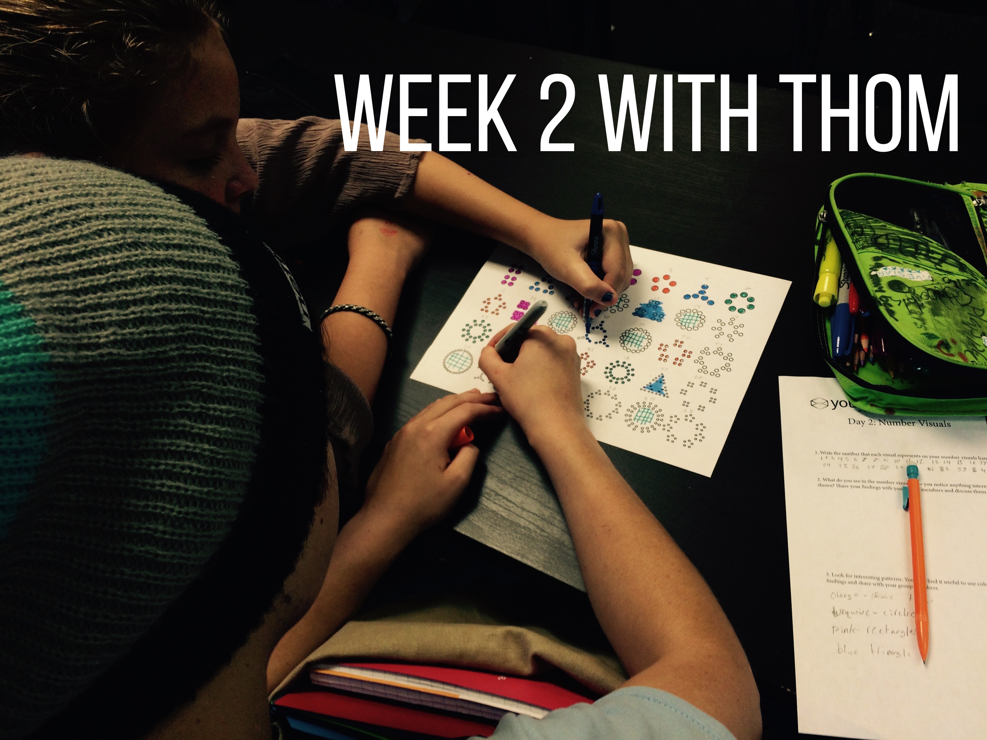 Week 2 – Let The Learning Begin