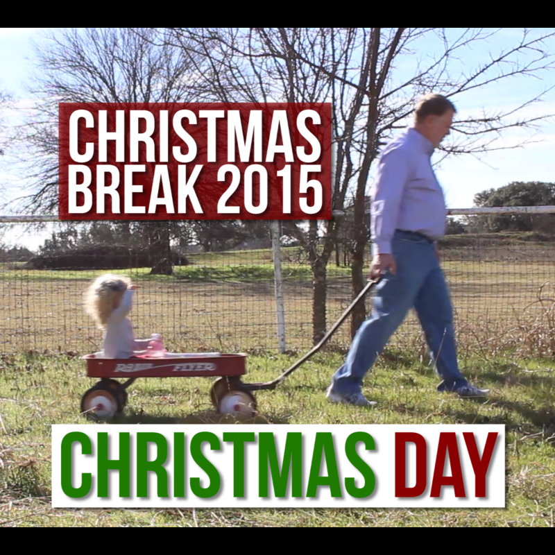 Christmas Break Vlogging – CHRISTMAS DAY!