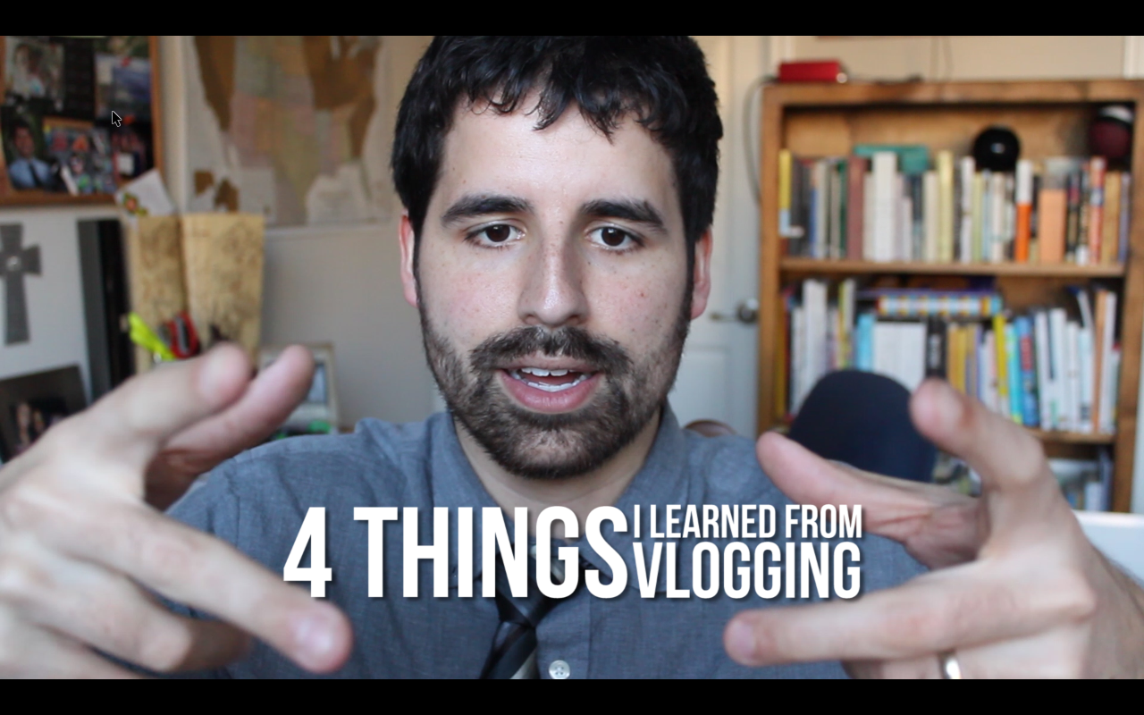 4 Things I Learned From Vlogging My Christmas Break