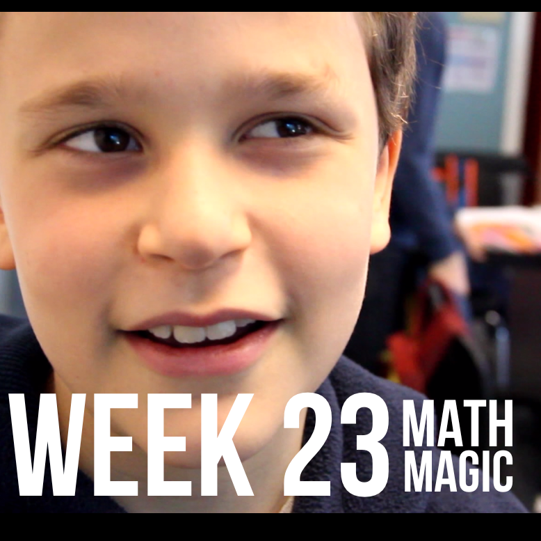 Week 23 – Math Magic To Solve 2-Step Equations