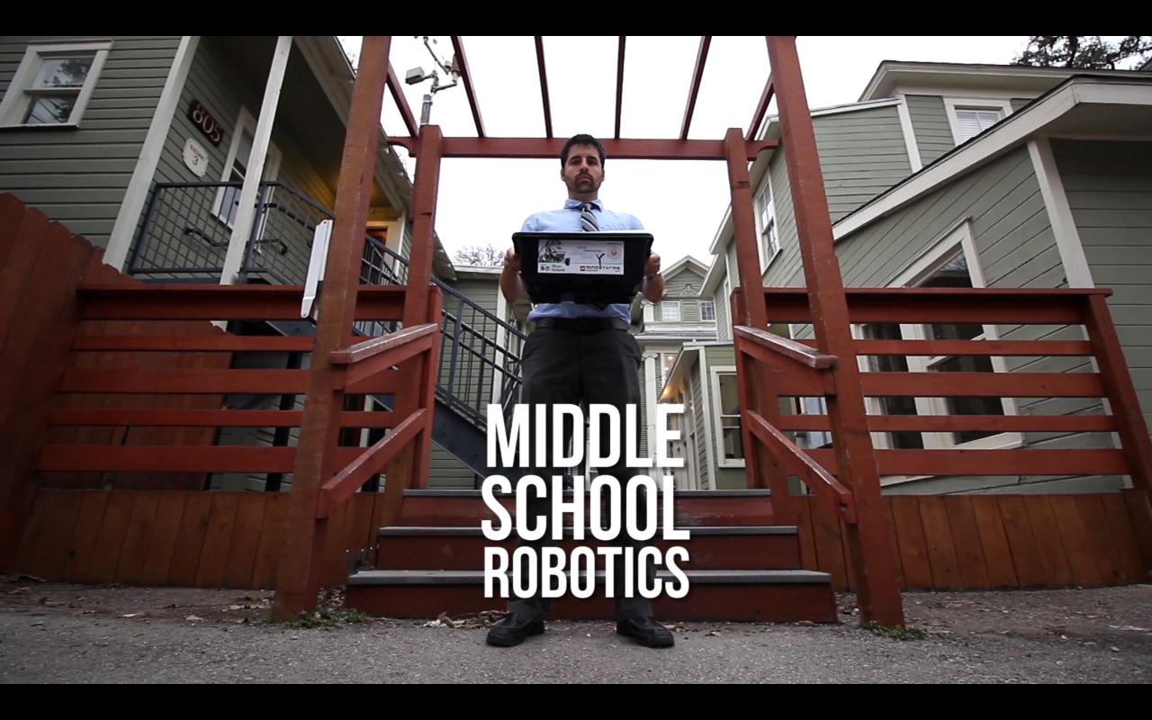 Middle School Robotics – Episode 4: My Philosophy on Teaching Robotics