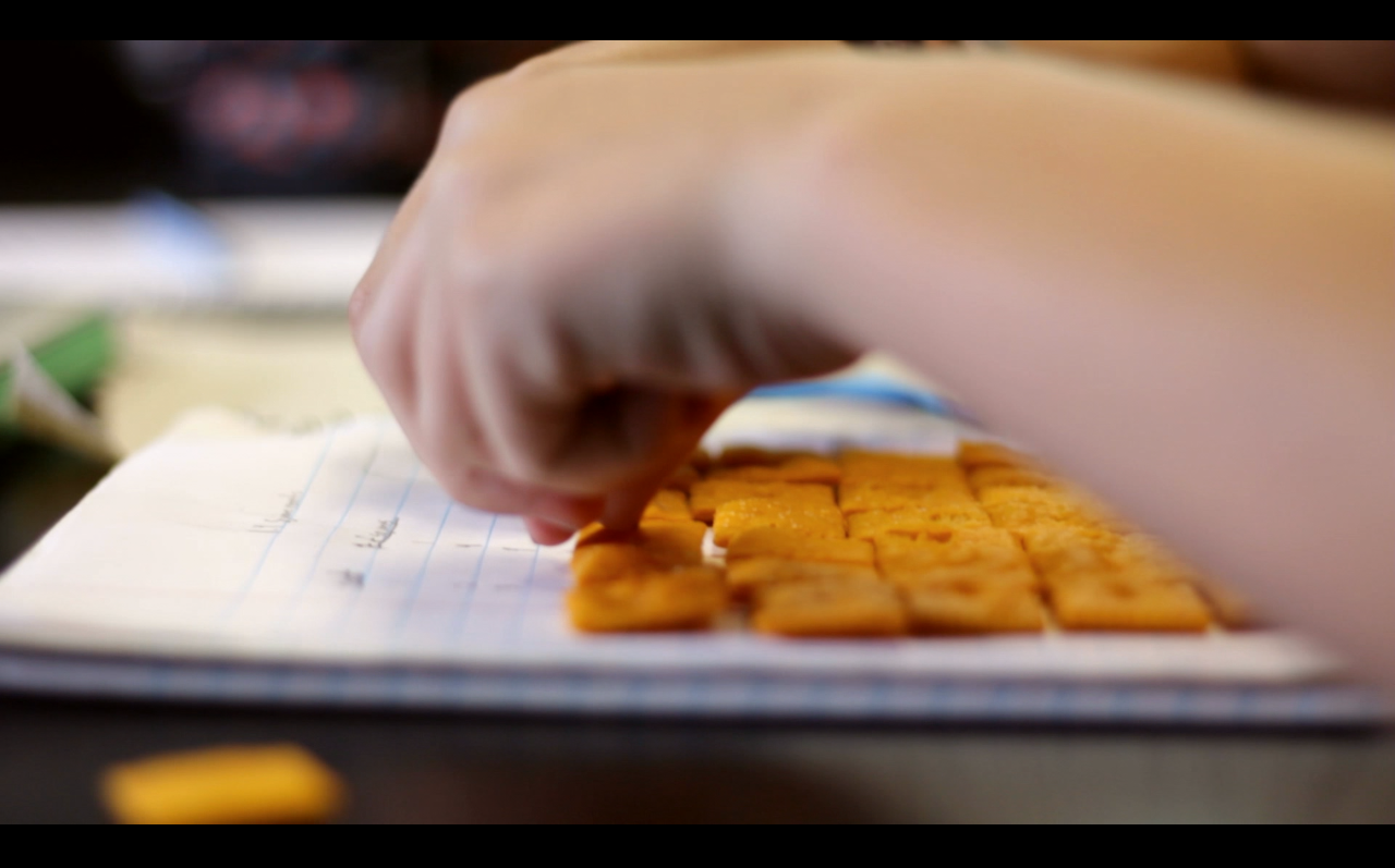 Teaching Square Roots Using Cheez-Its