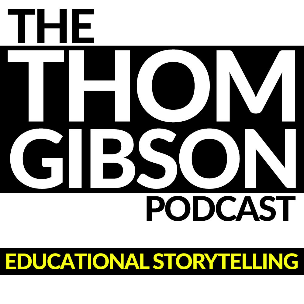 Auctions, Marketing, & Loyalty Programs in Middle School Math | The Thom Gibson Podcast Ep 1