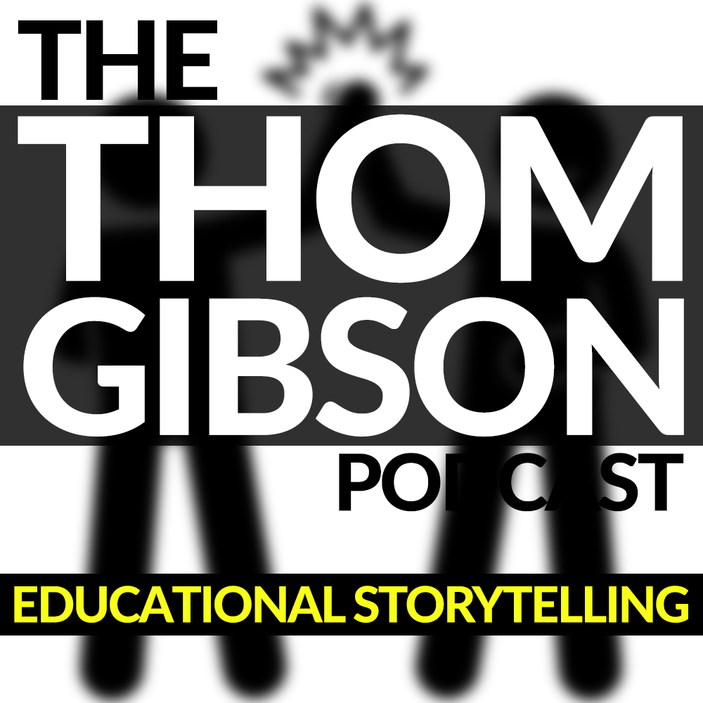 5 Class Greetings To Improve School Culture | The Thom Gibson Podcast Ep 3