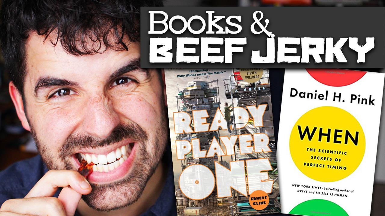 eSports & Mid-Life Crises | Books & Beef Jerky