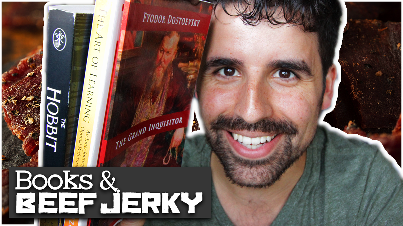 Learning From A Chess Prodigy & Exploring The Problem of Evil | Books & Beef Jerky