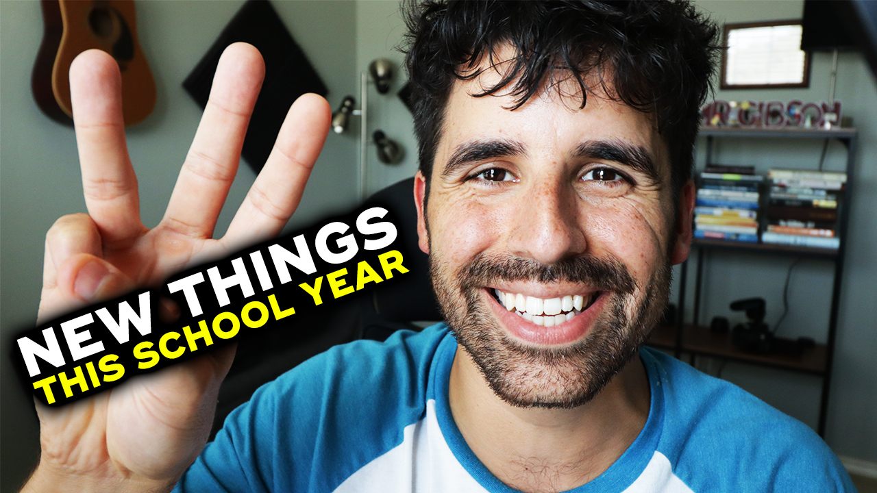 3 New Things I'm Trying This School Year
