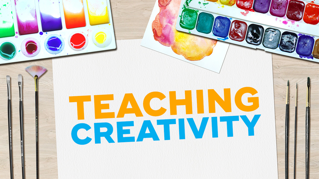 How Do You Teach Creativity?