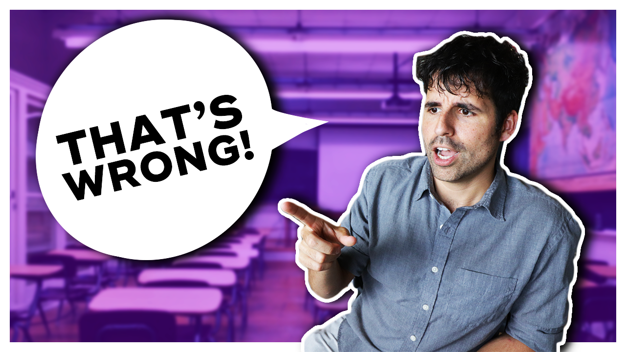 4 Things Every Math Teacher Should Stop Saying