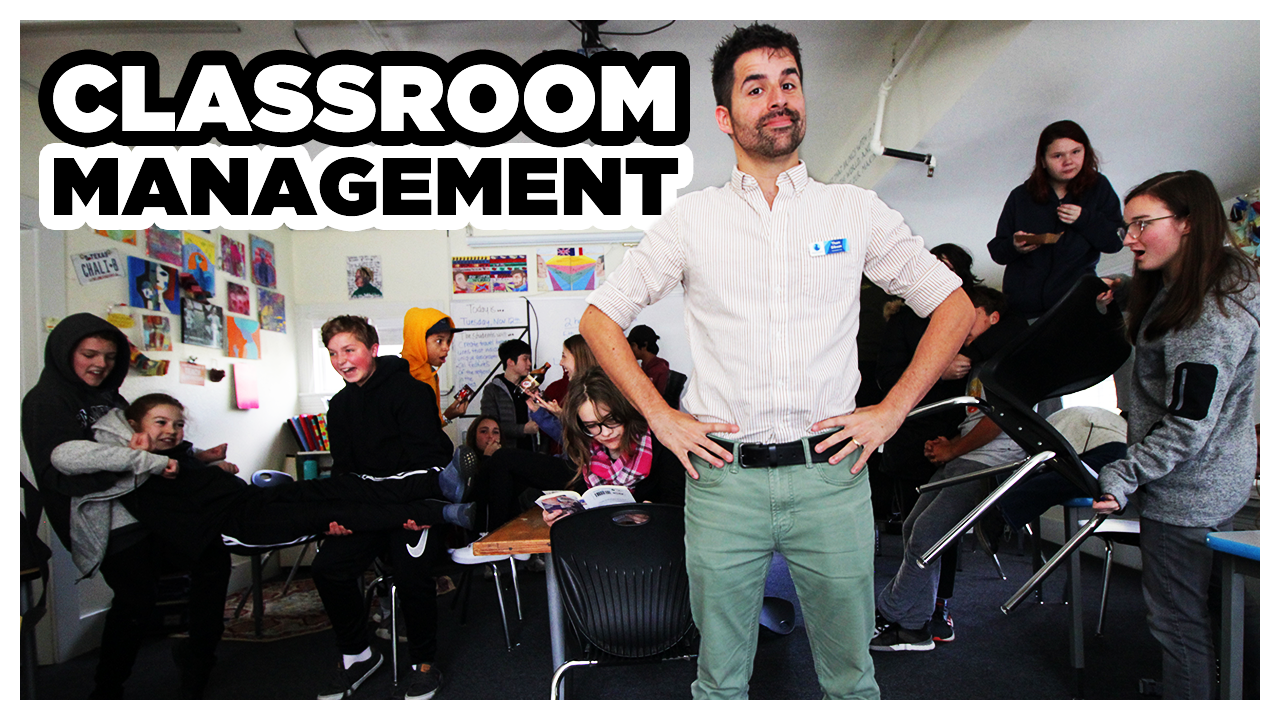 Top 10 Classroom Management Tips in 10 Minutes